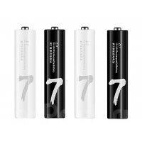 Аккумуляторные батарейки АAА Xiaomi Zmi Nickel-metal Hydride Rechargeable Battery 4 pieces