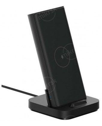 Внешний аккумулятор с беспроводной зарядкой Xiaomi Mi Whireless Power Bank 10000mAh (WPB25ZM) Черный