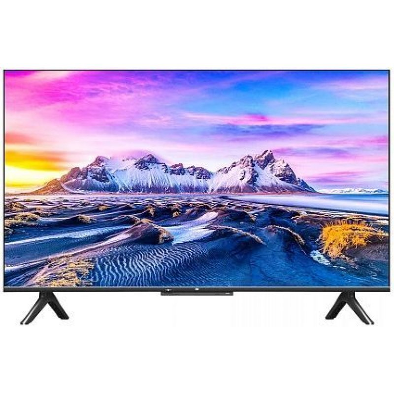Телевизор Xiaomi Mi TV P1 L43M6-6ARG (4K UltraHD) Черный