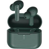 Беспроводные наушники T10 True Wireless Earphones (Зелёные)