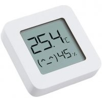 Термометр-гигрометр Xiaomi Mijia Bluetooth Hygrothermograph 4.2 (LYWSD03MMC) Белый