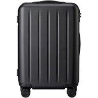 Чемодан с блокировкой колес Xiaomi 90 Points Seven Bar Suitcase Wheelbrake Version 20 Черный