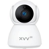 IP-камера Xiaovv Smart Wifi PTZ Camera 2K (XVV-3630S-Q8) Белый