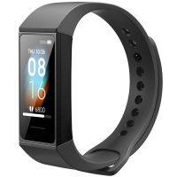 Фитнес браслет Xiaomi Mi Smart Band 4C) Черный