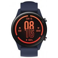 Смарт-Часы Xiaomi Mi Watch (XMWTCL02) Синий