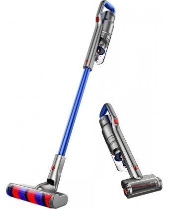 Беспроводной ручной пылесос Jimmy Cordless Vacuum Cleaner (JV63) Синий