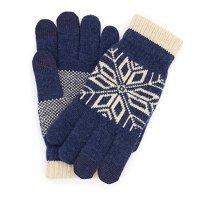 Перчатки Xiaomi Touchscreen Winter Wool Gloves Синий