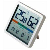 Термометр-гигрометр Xiaomi Xiaomi Miiiw Mute Thermometer And Hygrometer Clock (NK5253)