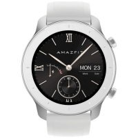 Умные часы Xiaomi Huami AmazFit GTR 42mm (Moonlight White)