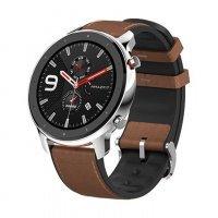 Умные часы Xiaomi Huami AmazFit GTR 47mm (Stainless Steel)