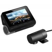 Видеорегистратор 70mai Dash Cam 4K c камерой заднего вида ( A800S) (EU) Черный
