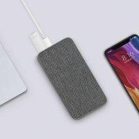 ПЗУ Xiaomi ZMI Mobile Power 10000mAh High Version QB910M Серый
