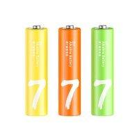 Батарейки  Алкалиновые Xiaomi ZMI Z17 AAA LR03 1.5 V