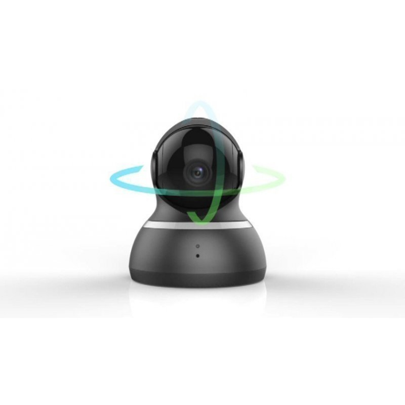 IP-камера Xiaomi Yi Dome Camera 1080p (Черный)