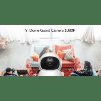 IP-камера Xiaomi YI Dome Guard Camera 1080p Белый
