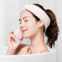 Очиститель для лица Xiaomi Mijia Sonic Cleansing Instrument Персиковый