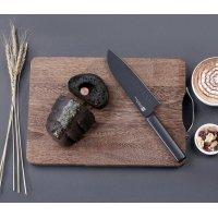 Набор стальных ножей Xiaomi Huo Hou Cool black Non-stick Steel Knife Set