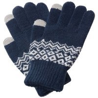 Перчатки Xiaomi Touchscreen Winter Wool Gloves Синий