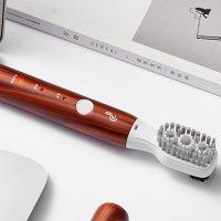 Электрическая щетка для обуви Pulin Sonic Vibrating Shoe Brush с пеной