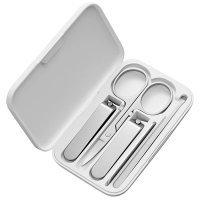 Набор для ухода за ногтями Xiaomi Mijia Stainless Steel Nail Clipper Set MJZJD002QW