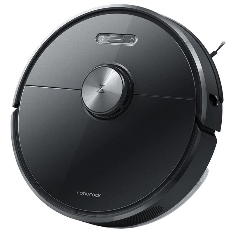 Робот-пылесос Roborock S6 (RU) S652-02 (Чёрный)