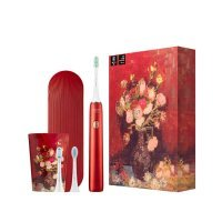 Электрическая зубная щётка SOOCAS X3U Sonic Electric Toothbrush Van Gogh Museum (Красная)