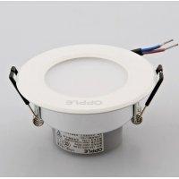 Встраиваемый светильник OPPLE LED 88*41mm (MTD2.0-3W-2) (6000K) Белый