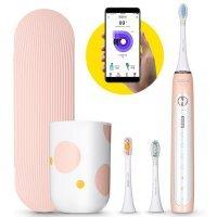 Электрическая зубная щётка SOOCAS X5 Sonic Electric Toothbrush (Розовая)