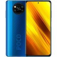 Смартфон Xiaomi POCO X3 6/64 Гб (Синий)