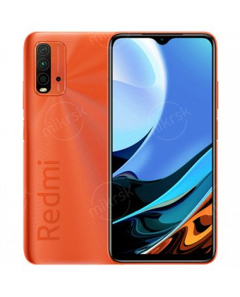 Смартфон Xiaomi Redmi 9T 4/64 Гб (Оранжевый)