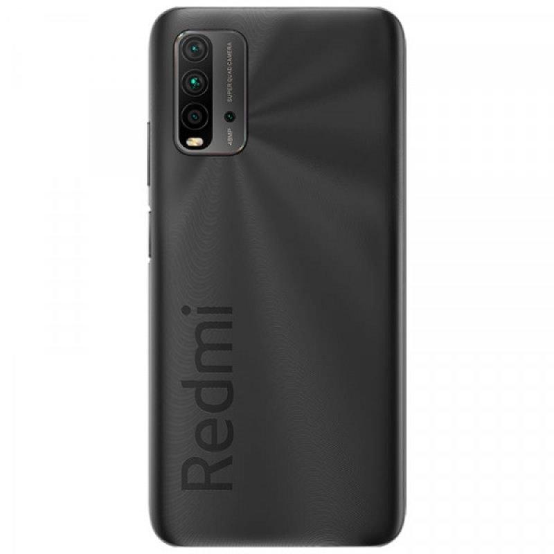 Смартфон Xiaomi Redmi 9T 4/64 Гб (Серый)