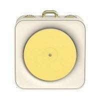 Портативная колонка SOLOVE Bluetooth Speaker M1(Желтый)