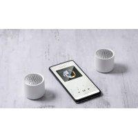 Беспроводные колонки Xiaomi Mi Bluetooth Speaker Wireless Stereo Set 2 шт (XMYX05YM) (Белый)