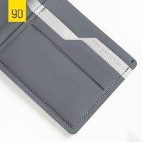 Кошелек Xiaomi 90 points lightweight anti-theft brush purse Синий