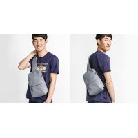 Нагрудная сумка Xiaomi Mi Multi-functional Urban Leisure Chest Bag Серый