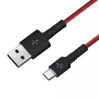 Провод Xiaomi ZMI USB-С Cable 100cm ( AL401) Красный
