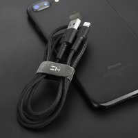 Кабель USB/Lighting Xiaomi ZMI 100см (AL806) Черный