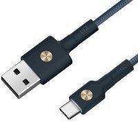 Кабель Xiaomi ZMI USB-С Cable 200cm (AL431) Синий