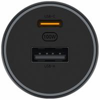 Зарядное устройство Xiaomi Mi Car Charger 100W ((CC07ZM)