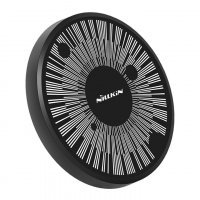 ПЗУ Nillkin PowerColor Fast Qi Wireless Charger Planet (MC045) Черный