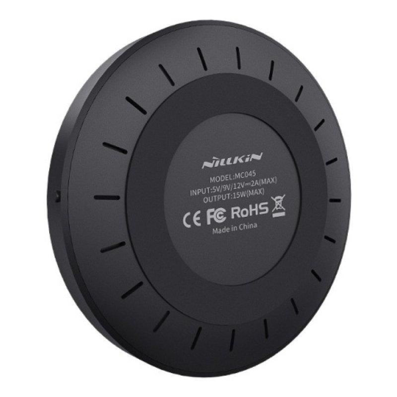 ПЗУ Nillkin PowerColor Fast Qi Wireless Charger Magic Array (MC045) Черный