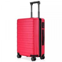 Чемодан Xiaomi 90 Points Seven Bar Suitcase 20 (1104) Розовый
