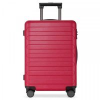 Чемодан Xiaomi 90 Points Seven Bar Suitcase 20 (1104) Розовый