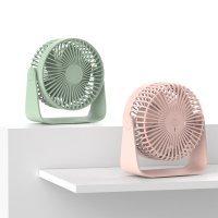 Настольный вентилятор Sothing Free USB Dekstop Fan (Персиковый)