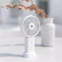 Портативный вентилятор Xiaomi DOCO Water Filling Fan (HF001) (Белый)