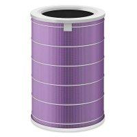 Антибактериальный фильтр для очистителя воздуха Xiaomi Mi Air Purifier фиолетовый