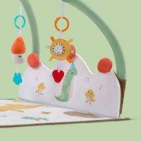 Развивающий коврик Bestkids Children's Music Fitness Stand Зеленый