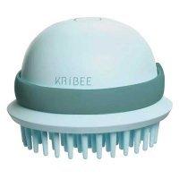 Антистатическая массажная расческа Kribee Electric Massage Comb (EP1164-3C) Хаки