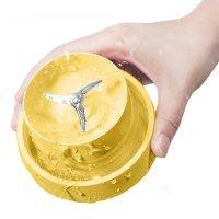 Портативный блендер SOLOVE ALL-JOINT Easy Blander (Z1) Желтый