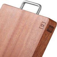 Разделочная доска Xiaomi Huo Hou Sapele Whole Wood Chopping Board Large